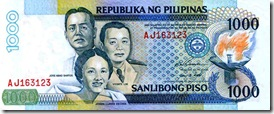 One-Thousand-Real-Philippine-peso-bill