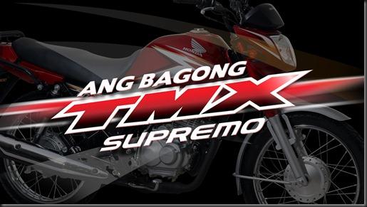 ang bagong TMX supremo