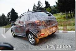 Dacia Sandero 2013 proefrijden 04