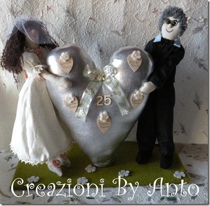 nozze d'argento Francesca aprile 2012 006