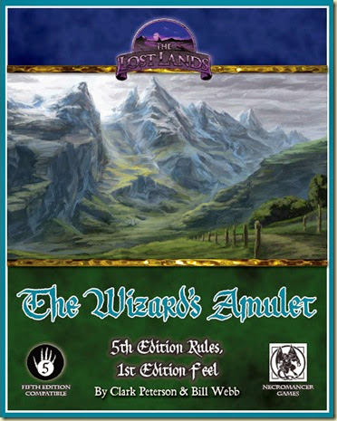 The Wizard Amulet