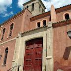 Alicante, Rutas por la ciudad  ErmitaDeSanRoqueEnAlicanteAno2008