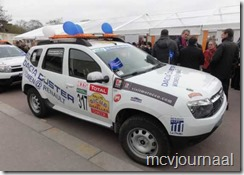 Voorbereiding op de Rally in Marokko 2013 10