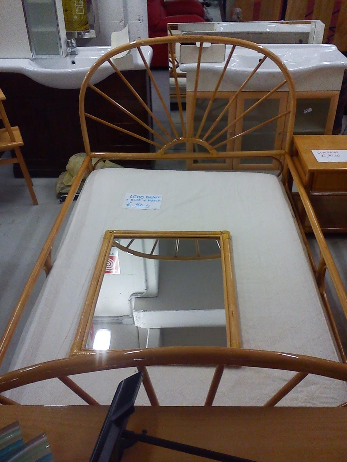 Portobello camera da letto in bamb - Letto in bambu ...