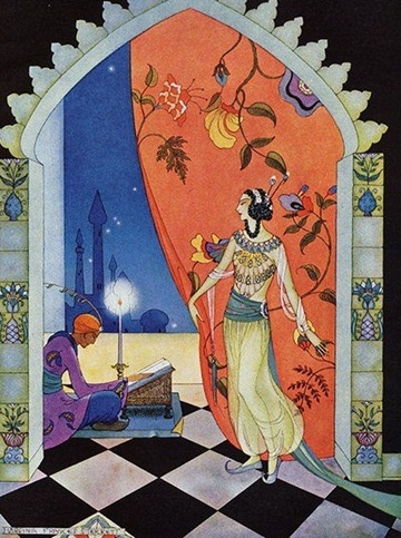 arabian_nights_004 Virginia Frances Sterrett