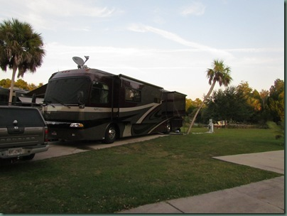 CAMPSITE #17 AT CRYSTAL ISLES RV RESORT