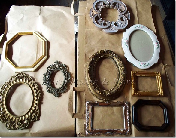 How to paint an Antique Gold Faux Finish Just Paint It Blog