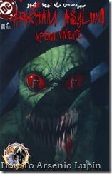 P00004 - Arkham Asylum Living Hell #6
