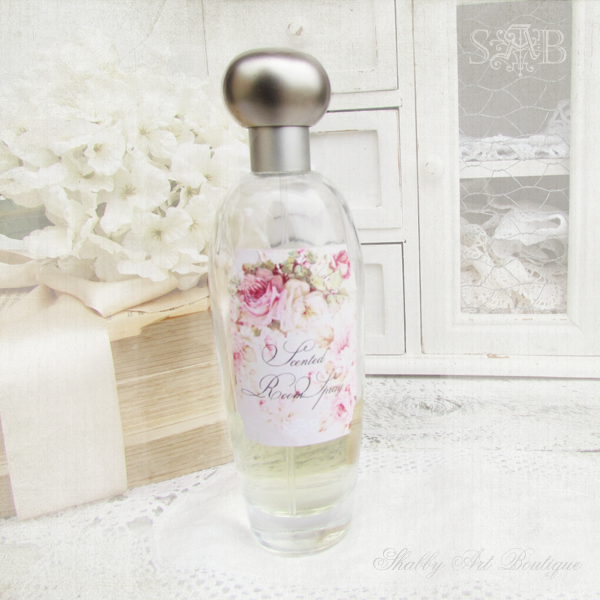 Shabby Art Boutique Scented Room Spray 6