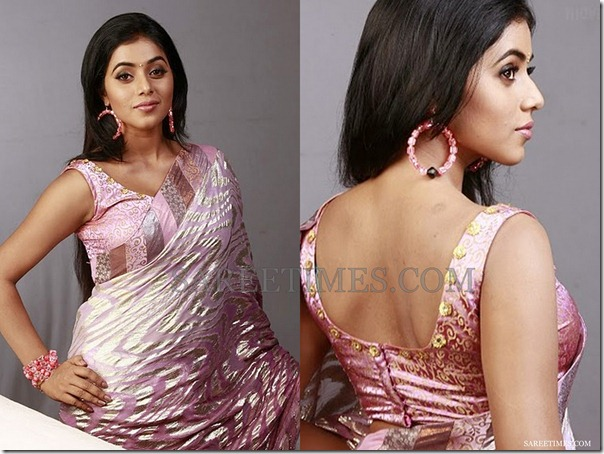 Designer_Sleeveless_Saree_Blouse_Back