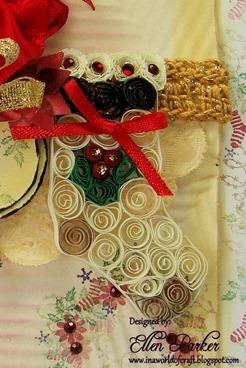 Merry Christmas Stocking2