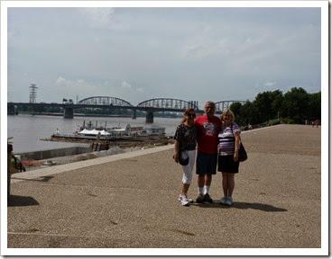 Shula,Rick & Pat St . Louis