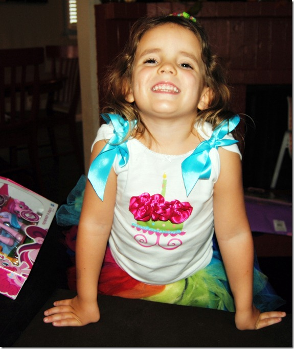 Hannah's 4th Birthday! 266