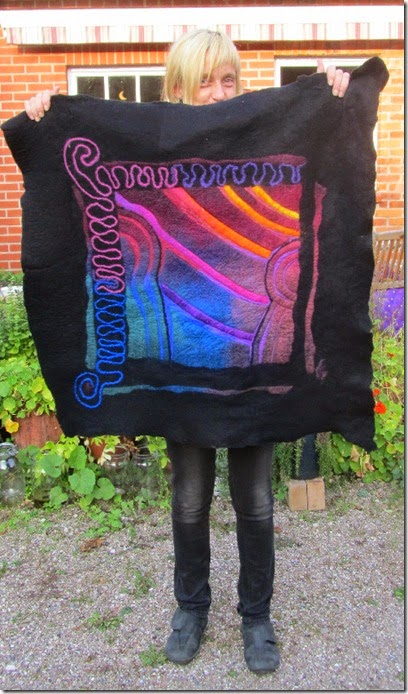 Ramonas Hommage an Hundertwasser