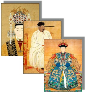 chinese emperor images for craft projects