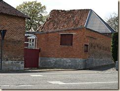 """Mechelen-Bovelingen, Sterstraat 1: gesloten hoeve """"Maison de Stroven"""""""