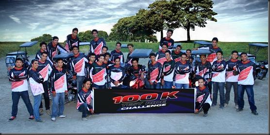 100K Toda Riders