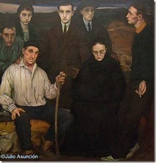 Nosotros - Elías Salaberria - Museo de Bellas Artes de Vitoria