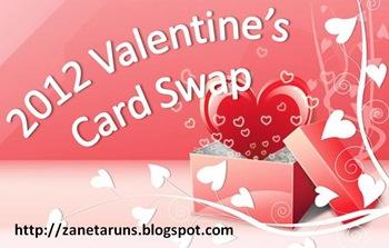 2012 Valentine's Card Swap Logo
