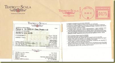 La Scalla Tickets