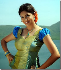 Actress Tanvi Vyas in Nenem Chinna Pillana Telugu Movie Stills