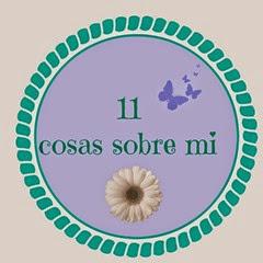 11 cosas sobre mi