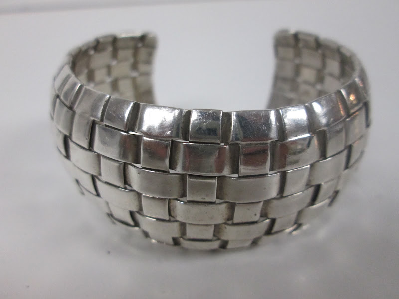 Sterling Cuff