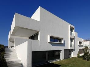Dise o minimalista casa camarines arquitectura a cero - Casas minimalistas en espana ...