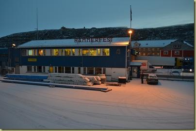 Hammerfest Port