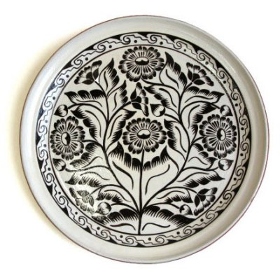 Handpainted by Mexican artisans, these plates would surely be admired by party guests. (aidtoartisans.org)