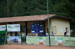 Tabellone elettronico  della Elettronica EFFE-GI di Cazzago san Martino BS