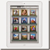 Apple iPad MD513HN/A With Wi-Fi (16 GB, White) at Rs.21785 only