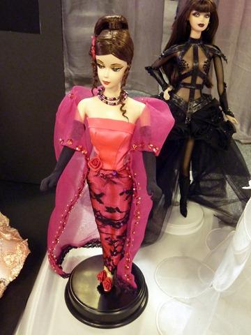 Madrid Fashion Doll Show - Barbie Artist Creations 8