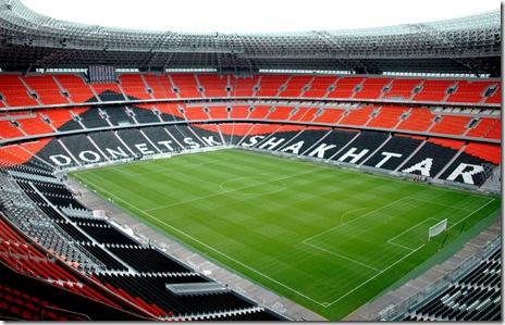 donbass arena - EURO 2012