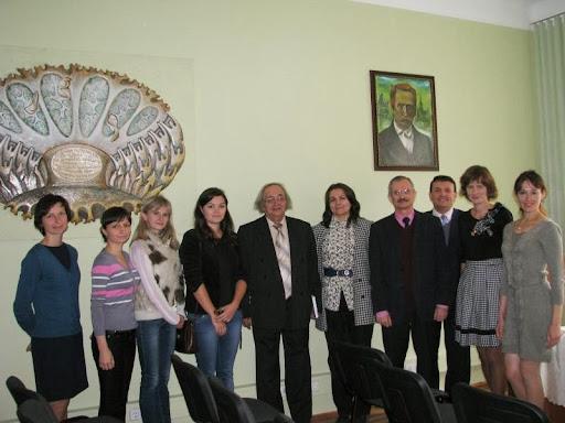 Заходи в Інституті Івана Франка на час ХХ Форуму видавців