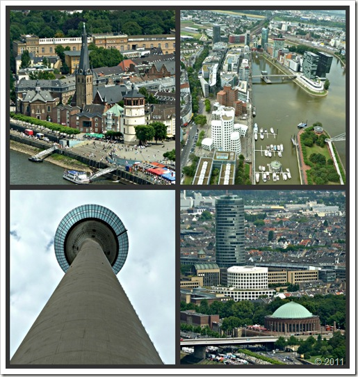 Duesseldorf_Collage2011