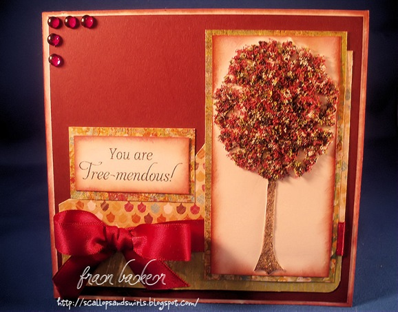 You Are Treemendous Card
