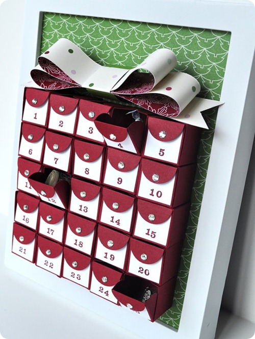 box advent calendar