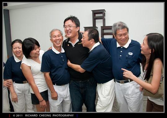 HeXian's Farewell