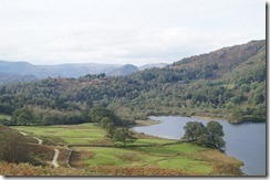 rydal water walk scenery 3