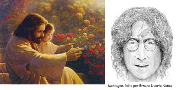 Jesus e Lennon