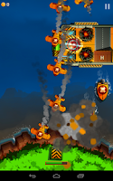 Screenshot of Coastal Defense Arcade Shooter