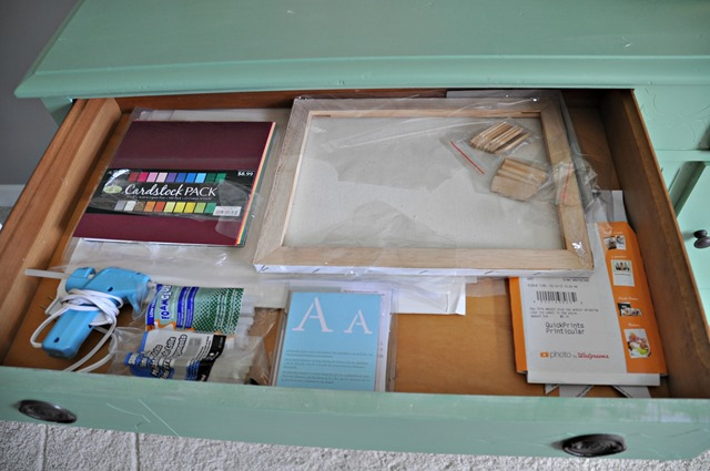 Sewing drawer 1