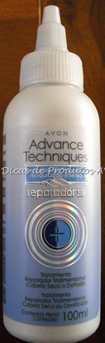Reparador 3D para os cabelos