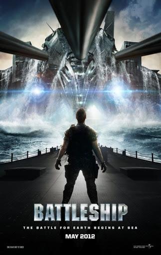 [Movie] 與原作幾乎完全沒有關係的改編特效大作-超級戰艦觀影心得分享!