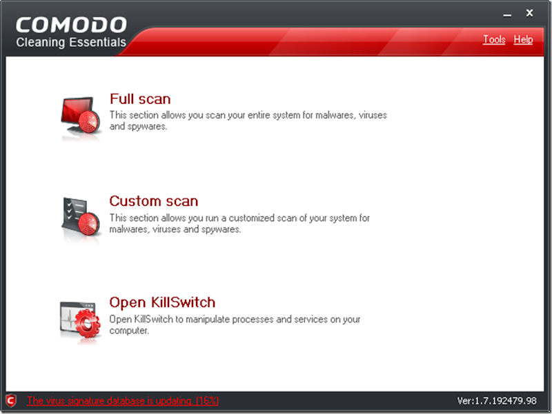 comodo cleaning 1