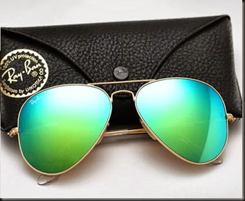 ray-ban-aviator-colored-mirror-aqua green