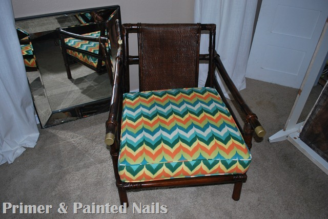 Bamboo Chair 2