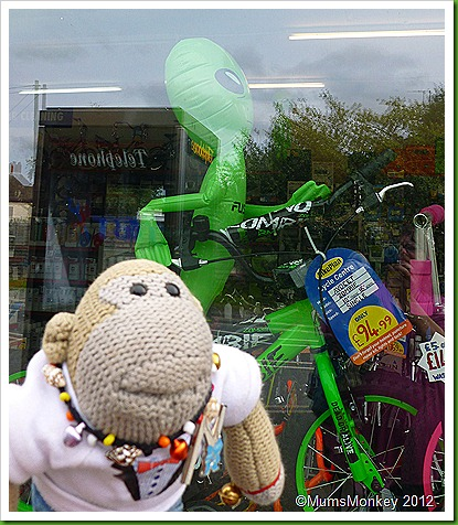 Zombie Bike...