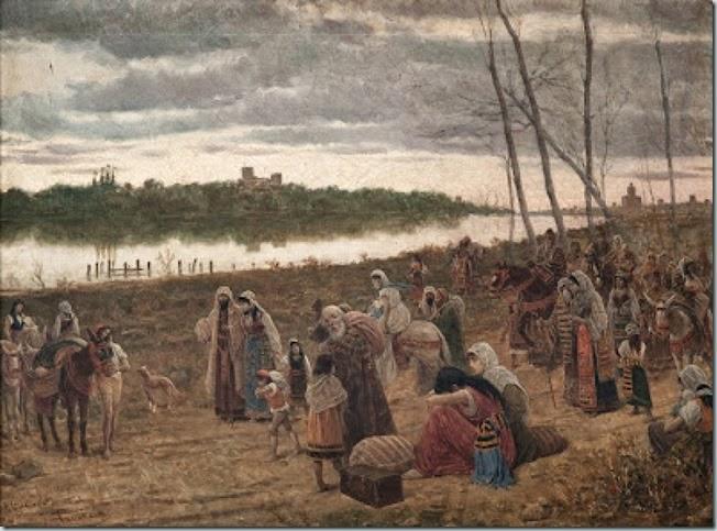 La expulsion de los Judios de Sevilla